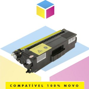 Toner Compatível para Brother TN 315 TN 315 Y Amarelo Yellow | HL 4140 HL 4150 MFC 9970 MFC 9460 | 1.5K