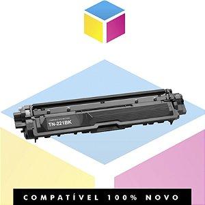 Toner Compatível para Brother TN 221 BK TN 221 TN 225 BK TN225 Preto | HL 3140 HL 3170 DCP 9020 MFC 9130 | 2.5K