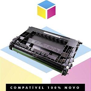 Toner Compatível HP CF 237 X 37 X Preto | M 607 M 608 M 609 M 631 M 632 M 633 M 607 | 25K