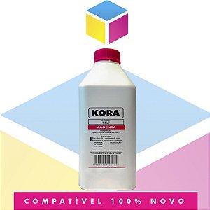 Tinta Kora Compatível HP Corante Magenta | 1 Litro