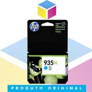 Cartucho De Tinta HP 935 XL C 2 P 24 AL C 2 P 24 AN Ciano | 6230 E 3 E 03 A 6830 E 3E 02 A  934| Original 9,5ML