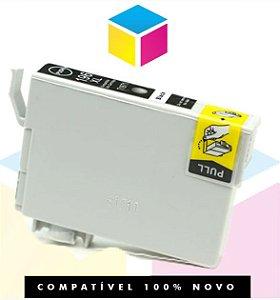Cartucho De Tinta Epson 731 T 073120 T 073 73 N Preto | T 10 T 20 TX 200 TX 209 TX 210 CX 7300 | Compatível 12 ml