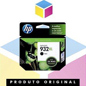 Cartucho De Tinta HP 932 XL Preto | CN053AL CN 053 AN CN 053 A CN 053 AB 932XL 933 XL| Original 22,5 ML