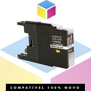 Cartucho de Tinta Brother LC-75BK LC-79BK Preto Compatível | MFC-J6910DW MFC-J430W MFC-J6710DW | 28ml