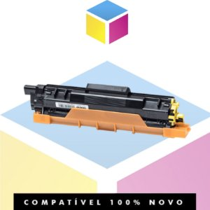 Toner Compatível com Brother TN 217 BK TN217 Preto | HLL3210CW DCPL3551CDW | MONOCRON  3K