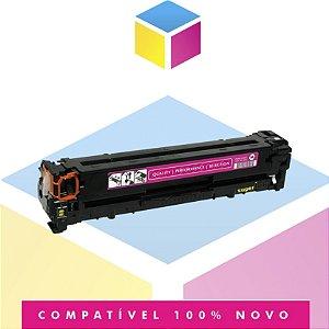 Toner Compatível HP CF 383 A 312 A Magenta | M 476 M 476 NW M 476 DW | 2.8k