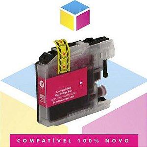 Cartucho de Tinta Compatível com Brother LC 103M LC 105M Magenta | 4310DW 4510DW 4710DW 4410DW | 13ml