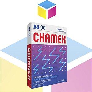 Resma de Papel Chamex A4 Sulfite 90g 500 Folhas
