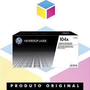 Tambor de Imagem HP 104A W1104A Original   Neverstop 1000A 1000W 1200A 1200W   20k