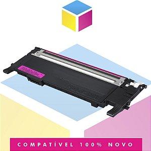 Toner Compatível com Samsung 407 CLT-M407S 407S Magenta | CLP325 CLX3185 CLX3185N CLP320 | 1k