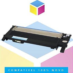 Toner Compatível com Samsung 406 CLT-C406S Ciano | CLP365W CLP365 CLP360 CLX3305 | 1k