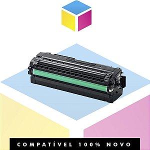 Toner Samsung 506 CLT-K506L Preto | CLX6260FR CLP680ND | Compatível 6k