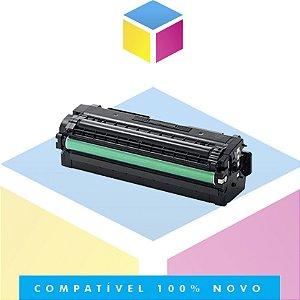 Toner Samsung 506 CLT-C506L Ciano | CLX6260FR CLP680ND | Compatível 3.5k
