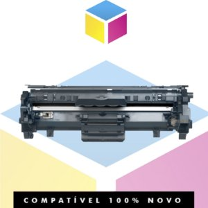 Cartucho de Cilindro Compatível HP CF234A 34A | M106 M134 M106W M134A M134FN 106W | 9.2k