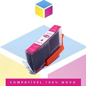 Cartucho de Tinta Compatível com HP 564 Magenta | 3070A 3520 3526 4620 4622 5512 5514 | 14,2ml