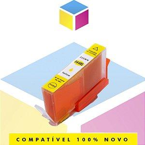 Cartucho de Tinta Compatível com HP 564 Ciano | 3070A 3520 3526 4620 4622 5512 5514 | 14,2ml