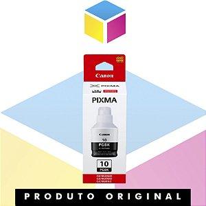 Tinta Canon Gl 10 GI-10 BK Preto | Tanque de Tinta Pixma Maxx G 5010 G 6010 G 7010 | Original 170ml