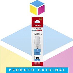 Tinta Canon Gl 10 GI-10 C Ciano | Tanque de Tinta Pixma Maxx G 5010 G 6010 G 7010 | Original 70ml