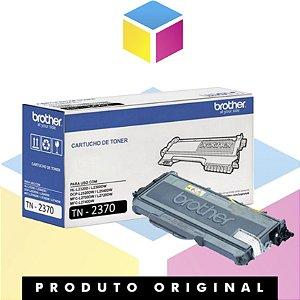 Cartucho de Toner Brother TN2370 Original | HL-L2360DW HL-L2320D MFC-L2720DW MFC-L2740DW | 2.6K