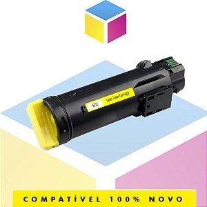 Toner Compatível Xerox XP6510 Amarelo Yellow | Phaser 6510 Workcentre 6515n | 2.4K