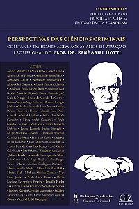 PERSPECTIVAS DAS CIÊNCIAS CRIMINAIS