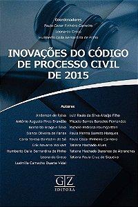 INOVAÇÕES DO CÓDIGO DE PROCESSO CIVIL DE 2015