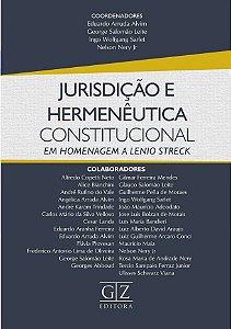 JURISDIÇÃO E HERMENÊUTICA CONSTITUCIONAL