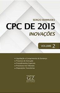 CPC DE 2015 – INOVAÇÕES – VOL. II