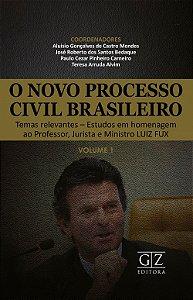 PRE-VENDA - O NOVO PROCESSO CIVIL BRASILEIRO