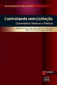 Contratando sem Licitação - Comentários Teóricos e Práticos