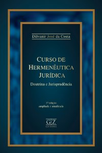 Curso de Hermenêutica Jurídica