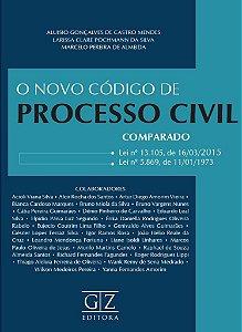 O NOVO CÓDIGO DE PROCESSO CIVIL COMPARADO _x0007_ Lei nº 13.105, de 16/03/2015 / _x0007_ Lei nº 5.869, de 11/01/1973