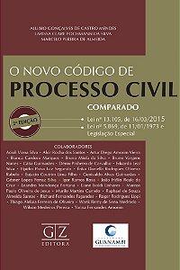 O NOVO CÓDIGO DE PROCESSO CIVIL COMPARADO - 2ª edição