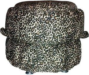 Pufe Leoparda