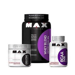 Max Combo - Hipertrofia