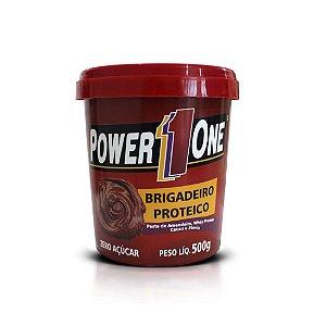 Brigadeiro Protéico (500g) - POWER ONE