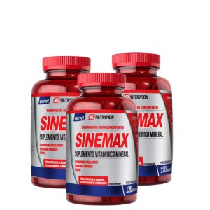 3x SINEMAX THERMO - MD NUTRITION