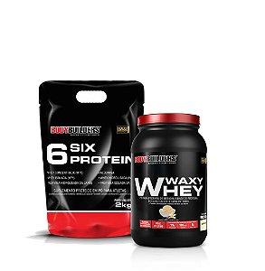 Combo Proteico (2kg+900g)
