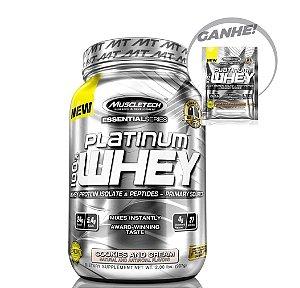 Platinum 100% Whey (907g) - MuscleTech