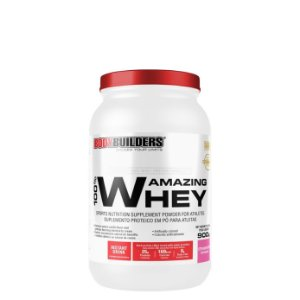 100% Amazing Whey (900g) - Bodybuilders