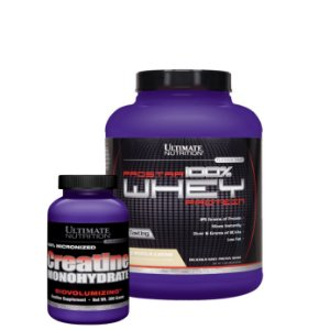 Combo Ultimate Nutrition (5,28lbs)