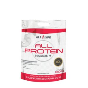 Whey All Protein (2kg) - All Life