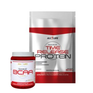 Time Release Protein Combo (908g) - All Life