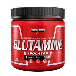 Glutamine Natural  300g - Integralmedica