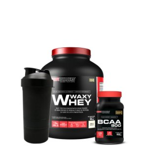 Mega Combo BCAA (2kg) - Bodybuilders