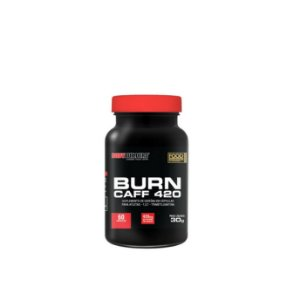 Burn Caff 420 (60 Caps) - Bodybuilders