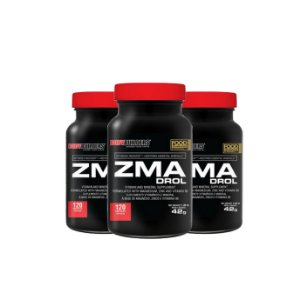 X3 ZMA (120Caps) - Bodybuilders