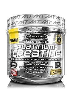 Platinum 100% Cre (400g) - Muscletech