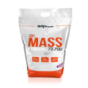 Size Mass (3kg) - BRN Foods