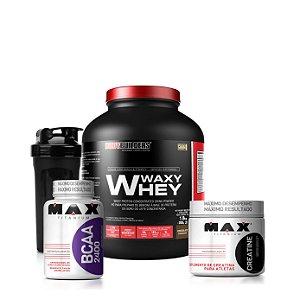 Super Waxy Combo 2kg - Bodybuilders
